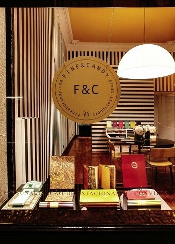 Fine & Candy is the place to go in Porto for unique, top-quality, made-in-Portugal stationery.