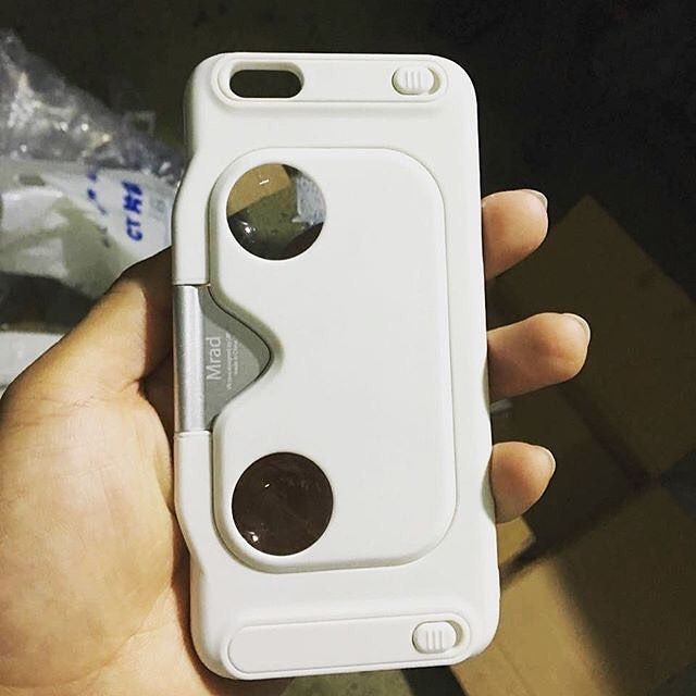 An awesome Virtual Reality pic! D-JOY VR -the world's first and slimmest VR phone case for iPhone.#VR #Virtualreality #vrheadset #vrglasses #vrbox #vrcase #gift #iPhonecase #coolstuff #fun #cooltech #iPhone #girl #instafollow #instadaily #porn #instagood #instalike #instamood. by vrcase_djoy check us out: http://bit.ly/1KyLetq