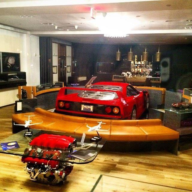 Man Cave Garage Porsche : Best dream garage images on pinterest