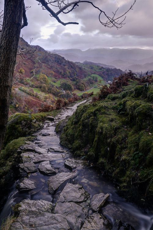 Rocky Stream, Lake District