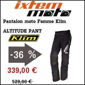 #missbonreduction; 36 % de remise sur le Pantalon moto Femme Klim ALTITUDE PANT chez IXTEM MOTO. http://www.miss-bon-reduction.fr//details-bon-reduction-IXTEM-MOTO-i819216-c1826621.html