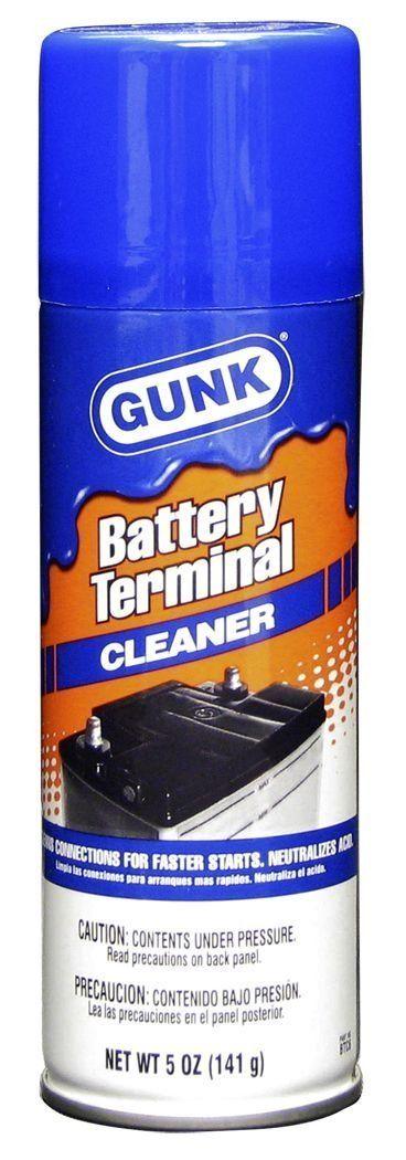 Gunk BTC6/BTC4 Battery Terminal Cleaners, 5 Oz