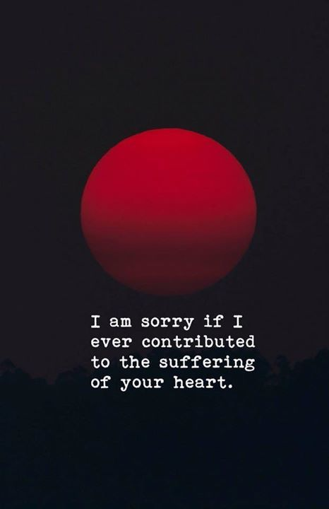 I am sorry. via (http://ift.tt/2zqH9Vd)