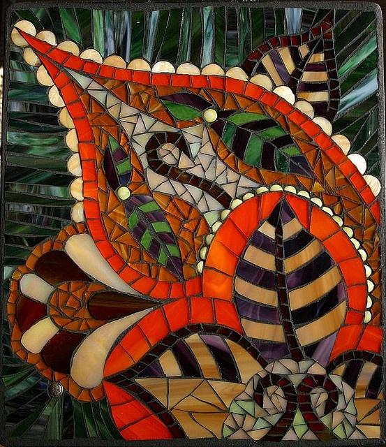 Mosaic Table *