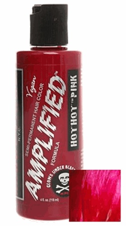 Manic Panic Amplified Hair Dye - Hot Hot Pink