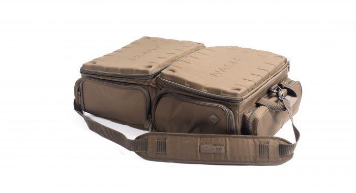 KEVIN NASH BARROW LOW LOADER Creato appositamente per mantenere il peso dei vostri kit distribuito perfettamente sulla base di carico del vostro carrello.