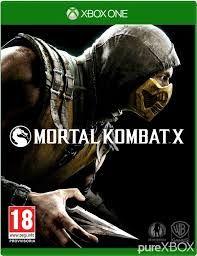 Ultimo juego de mortal kombat para Xbox one por tan solo 19,99€