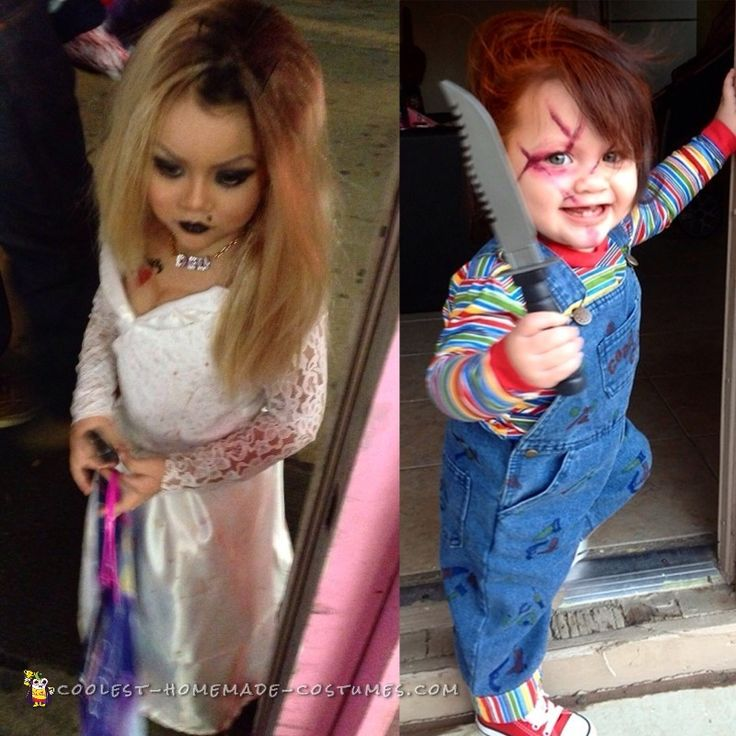 ... chuckys bride toddler costume ...  sc 1 st  archivosweb.com & Bride Of Chucky Costume Diy - Home Design