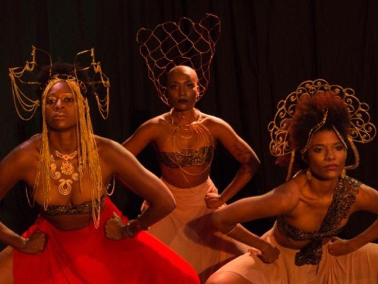 Por meio de espetáculo de dança, documentário e vídeo instalação, a Cia. Étnica comemora seus 21 anos homenageando o mito Chica da Silva
