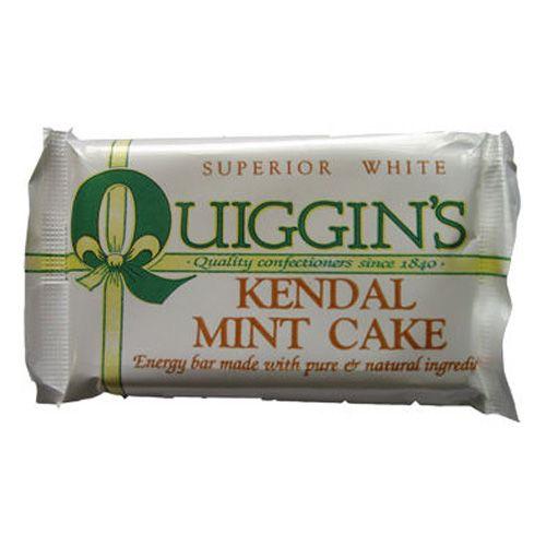 Quiggins Kendal Mint Cake White