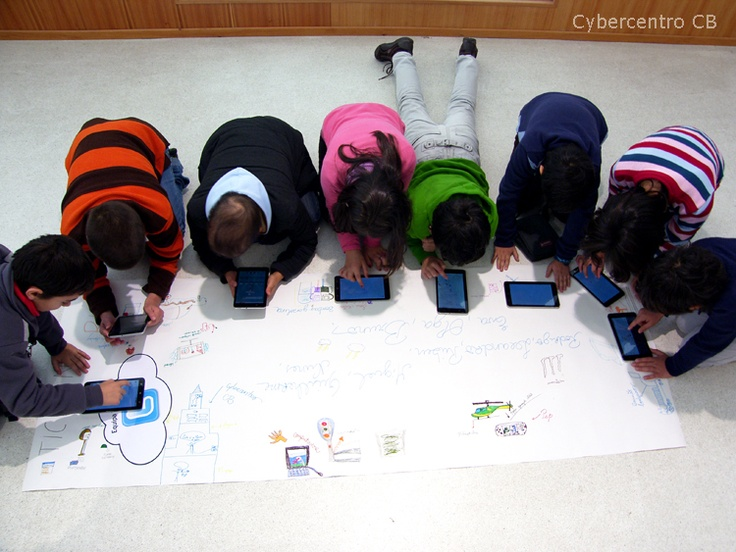 Equipa Twitter reflete sobre a utilização de TIC na Rua - em Castelo Branco.