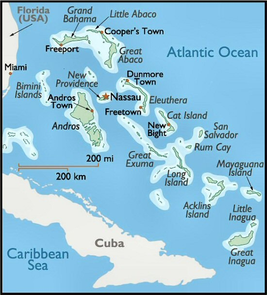 37 best Maps of Bimini  The South East Florida coastline images