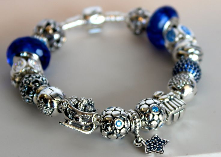 Wonderful Bangle Bracelets | Pandora Bracelet Ideas | Whatu0027s On Your Bracelet?