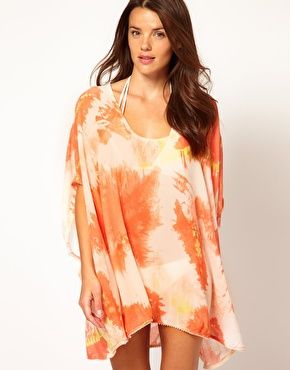 Cute maternity bathing suit cover up