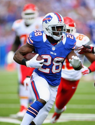 Buffalo Bills Camp opens today. Where will CJ Spiller go in our charity draft?