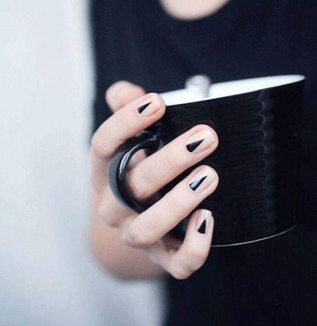 Manicura nails uñas belleza chicas tendencia trendy