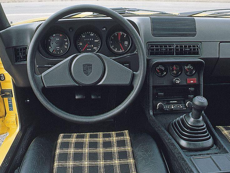 Porsche 924 '1976