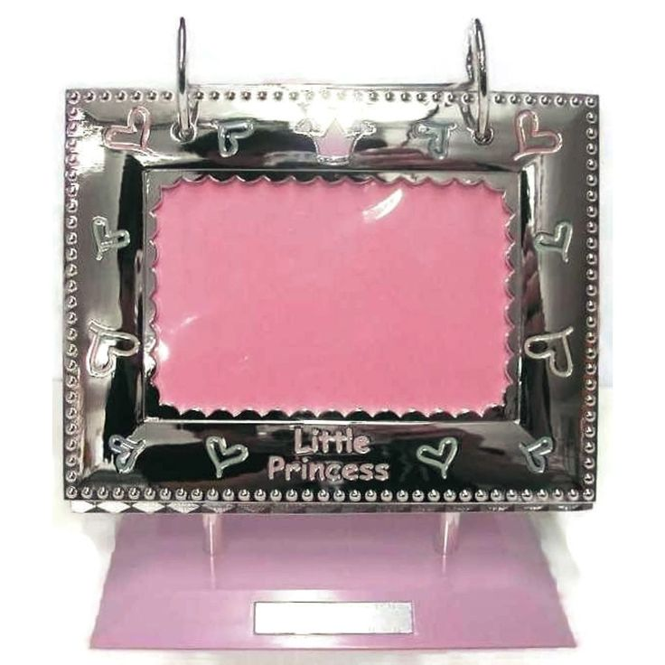 "Elegance Little Princess Flip Photo Album 4x6"" Inserts"