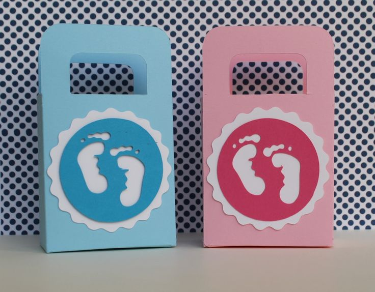 Gift boxes Favor boxes  christening baptism birthday Scatolina confetti battesimo compleanno di PickaPack su Etsy