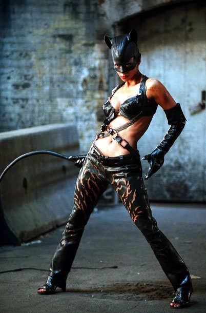 Halle Berry as Catwoman in Catwoman, 2004