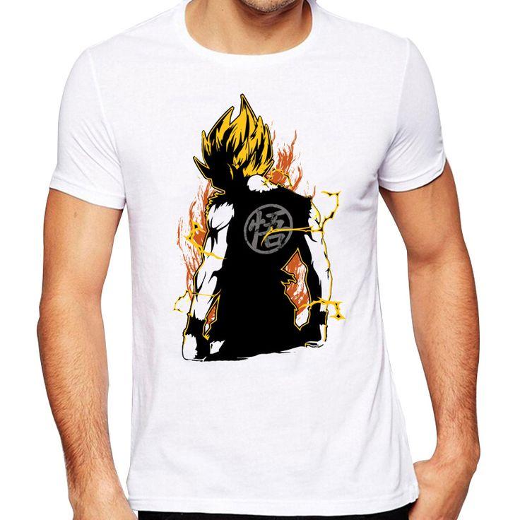 Dragon Ball Super Saiyan Goku T-Shirt //Price: $12.59 & FREE Shipping //    #manga #otaku #kawaii #art #cute #animegirl #drawing #naruto #cosplay #fairytail #attackontitan #animeboy #tokyoghoul #yaoi #onepiece #animelover #pokemon #bleach #aot #fanart #deathnote #narutoshippuden #blackbutler#animeart #swordartonline #animeworld #dragonballz #myheroacademia