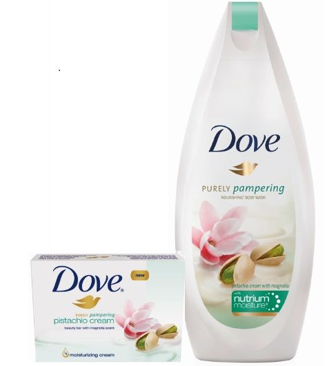 In My Shower - Dove Purely Pampering Pistachio Cream With Magnolia Body Wash | Beauty Crazed in Canada