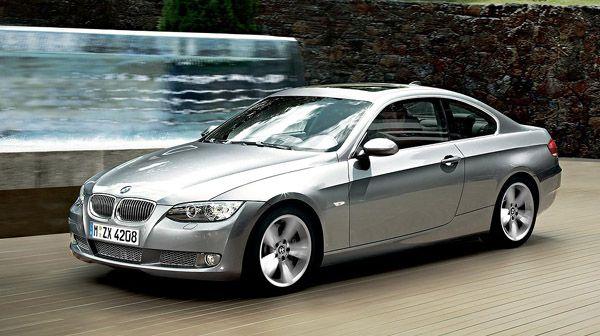 BMW 328CI Coupe