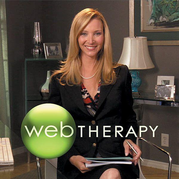 Web Therapy with Lisa Kudrow.