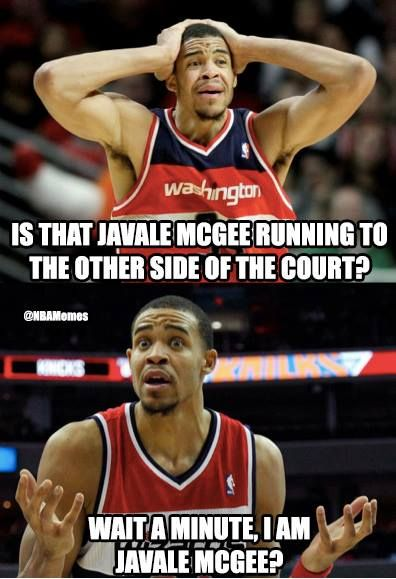 Javale McGee: Who remembers the play? - http://weheartmiamiheat.com/javale-mcgee-who-remembers-the-play/