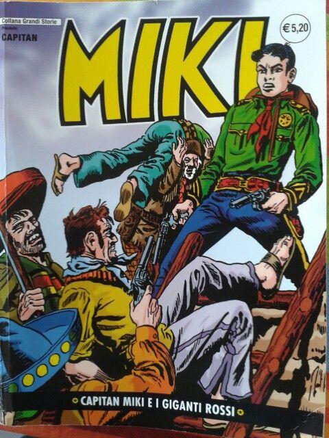 Captain Miki