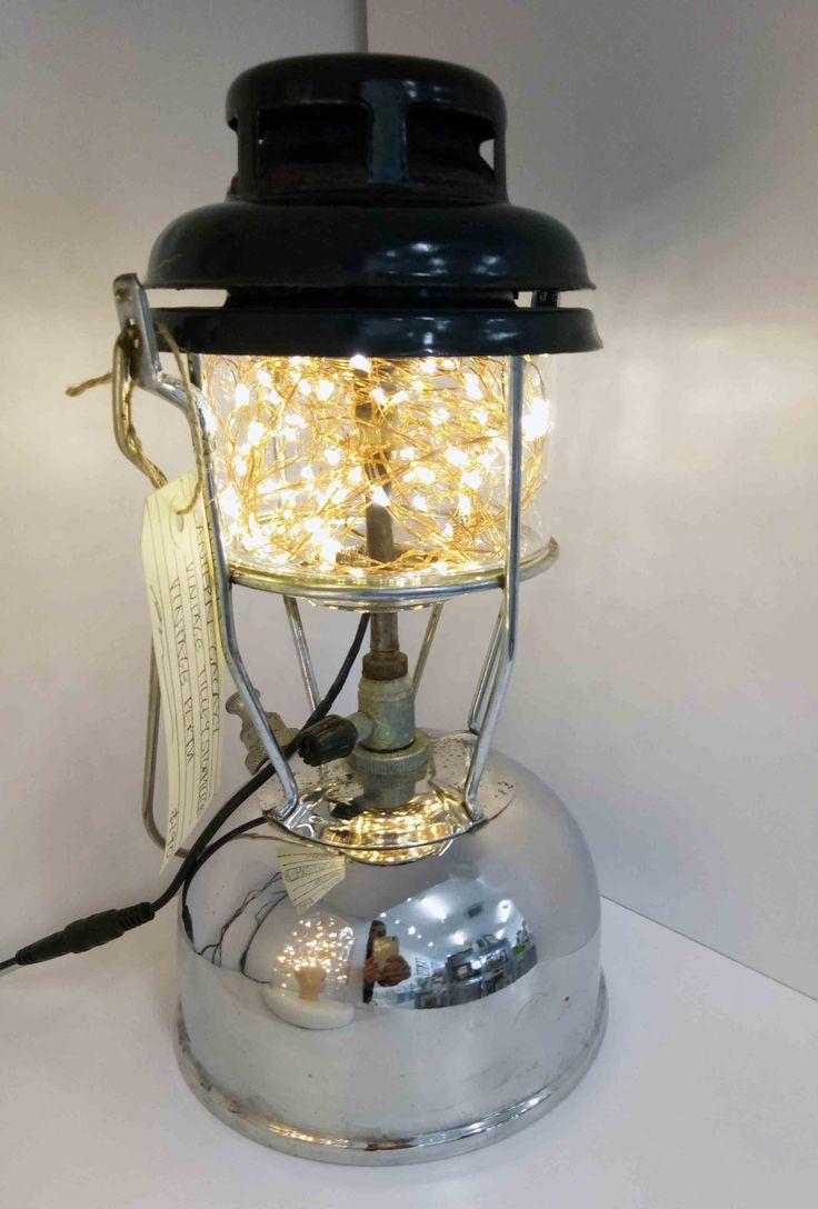 Vintage Perth - 'Lantern Galaxy' - Vintage Tilley Stormlight $190