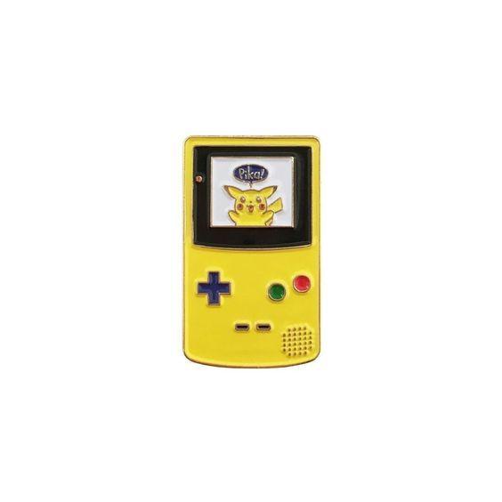 Pokemon Yellow Gameboy Pin