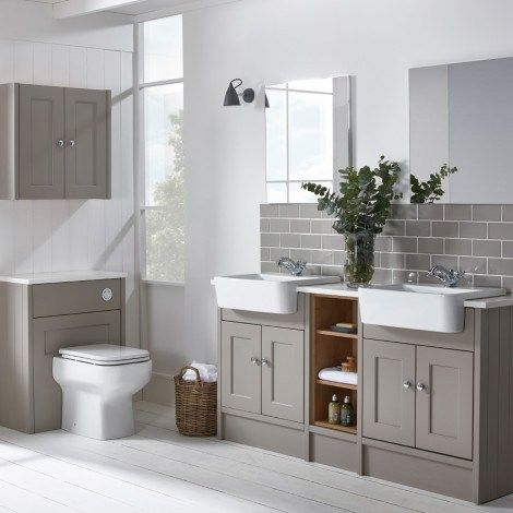 Burford Mocha Fitted Bathroom Furniture #bathroom #renovations #adelaide http://bathroom.nef2.com/2017/04/26/burford-mocha-fitted-bathroom-furniture-bathroom-renovations-adelaide/  #bathroom furniture Burford Mocha Fitted Bathroom Furniture Information The muted tone of Burford mocha fitted furniture adds to its timeless appeal. A classic and comprehensive range designed to suit any bathroom. Combine the Burford mocha finish with the natural oak…  Read more