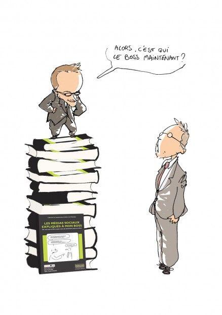 Les médias sociaux expliqués à mon boss élu livre le plus influent en 2012 #hubforum2012