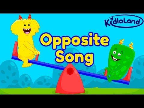 Opposites - Opposites Songs for Children - Kids Songs by The