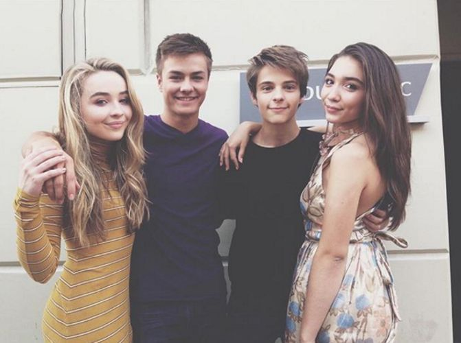 The 'Girl Meets World' Casts Snaps Amazing Pics Together After Wrapping Filming Season 2