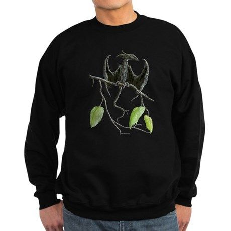 wood dragon Sweatshirt (dark)