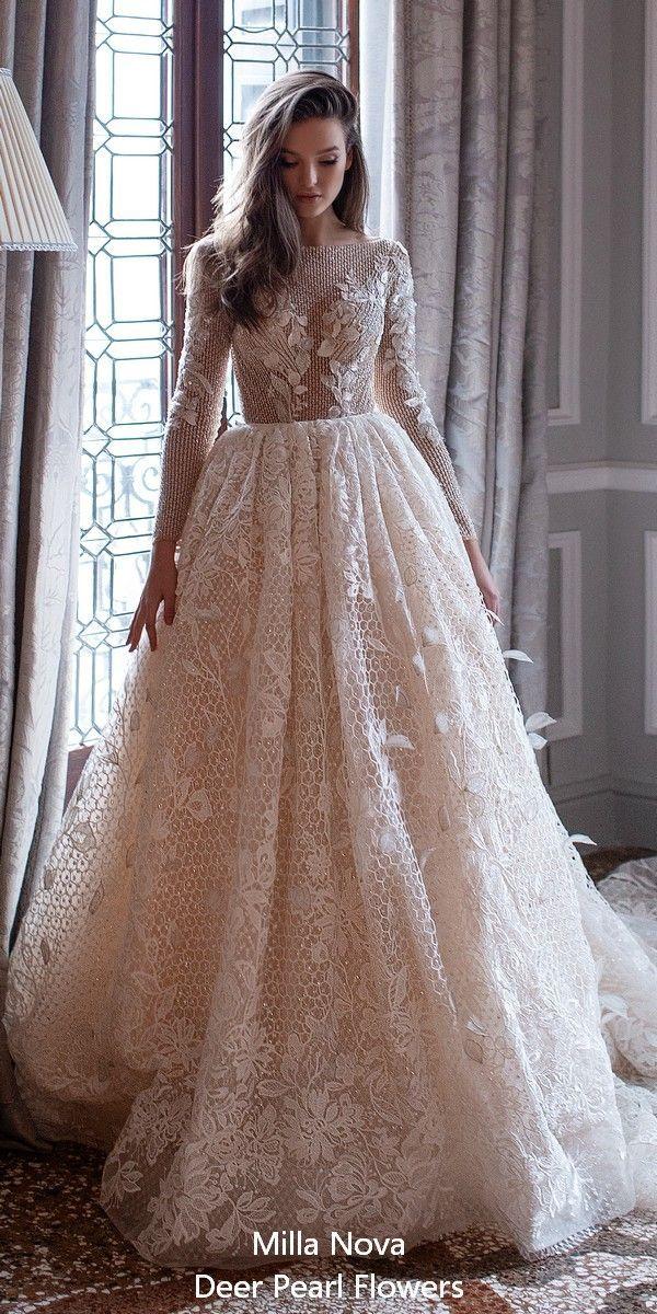 Milla Nova Royal Wedding Dresses 2020 Wedding Weddings Weddingdresses Bridal D Wedding Dresses Unique Milla Nova Wedding Dresses Wedding Dress Inspiration