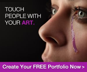Touch People with your Art - Click Here!