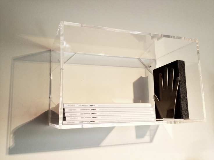 25 best acrylic perspex cube shelves images on pinterest for Cubi libreria ikea