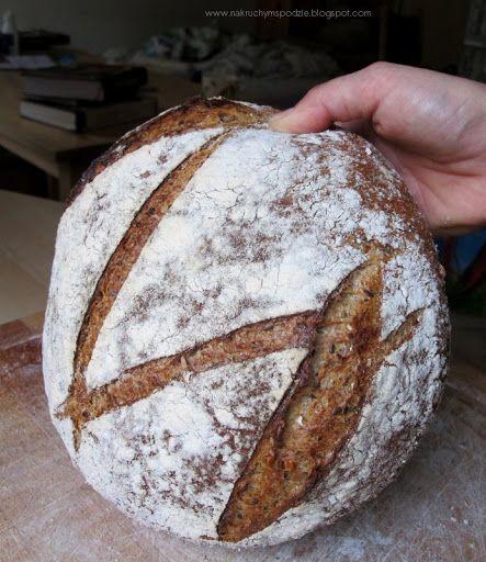 Na kruchym spodzie: Chleb na zakwasie