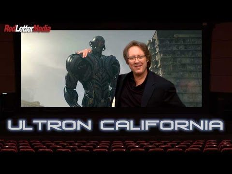 Ultron Conveys the Wise Words of 'The Office' CEO Robert California In a James Spader Mashup