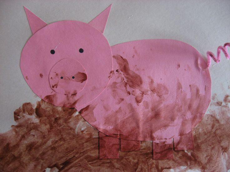 pig crafts - Google Search