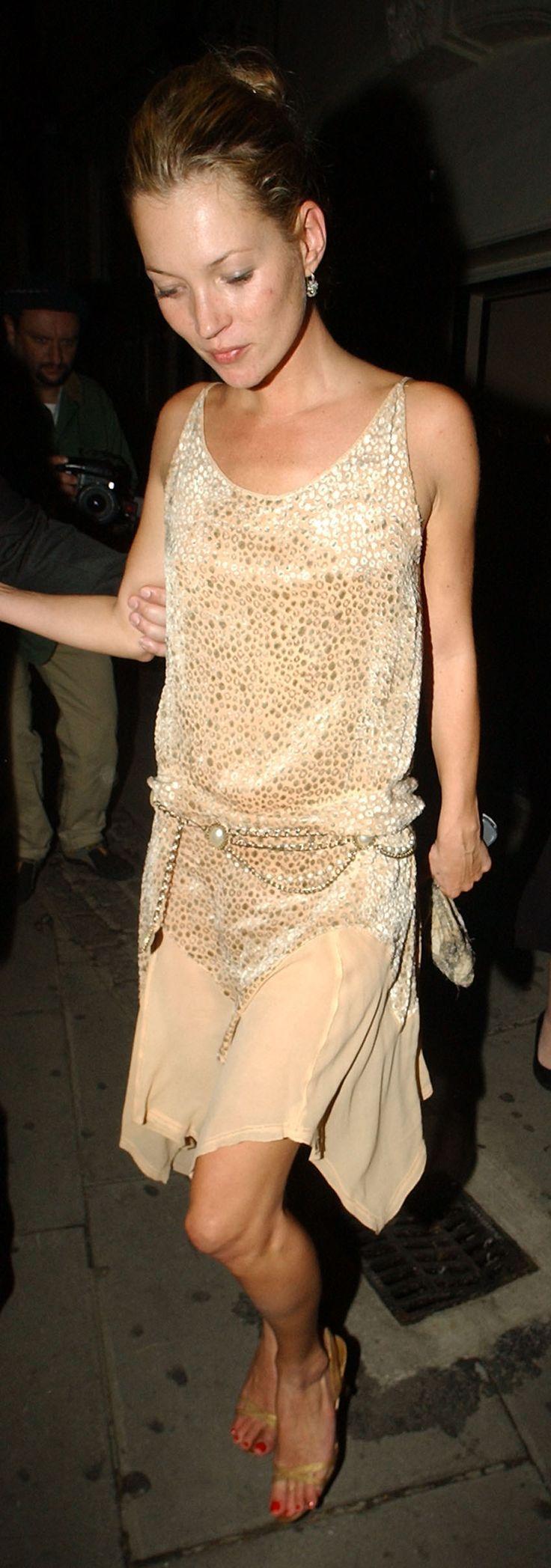 Kate Moss's Best Street Style Moments - HarpersBAZAAR.com