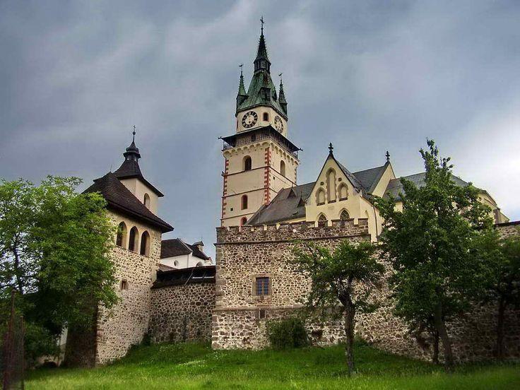 Městský hrad v Kremnici je komplex středověkých budov různého poslání, které vznikaly postupně od 13. do 15. století. Hrad je chráněn opevněním, na které se napojují městské hradby. Kremnické městské hradby lze zařadit mezi nejzachovalejší na Slovensku.V hradním areálu se nachází 6 expozic v prostorách čtyř objektů: Románský Karner, Malá věž, Severní věž a Radnice. Dominantou je stavba kostela sv. Kateřiny, postavená v gotickém slohu. V současnosti je hrad sídlem Muzea mincí a medailí.