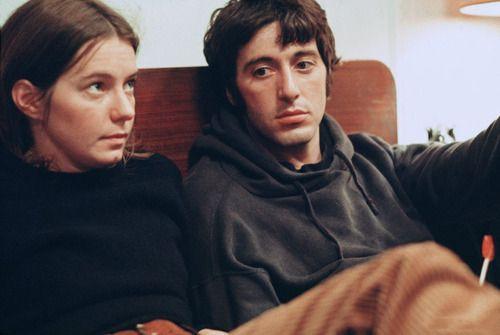 Kitty Winn & Al Pacino - The Panic in Needle Park, 1971.   Films ...