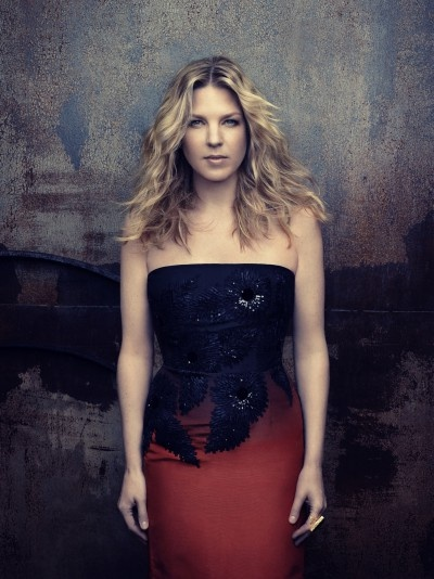 Diana Krall...one of our famous Canadians.