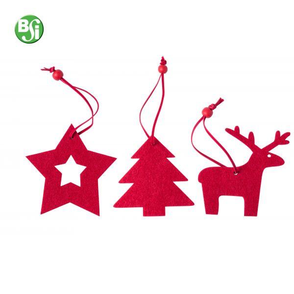 Set di decorazioni per l' albero di Natale  #decorazioni #natale #christmas #gadget #gadgetpersonalizzati #christmastree