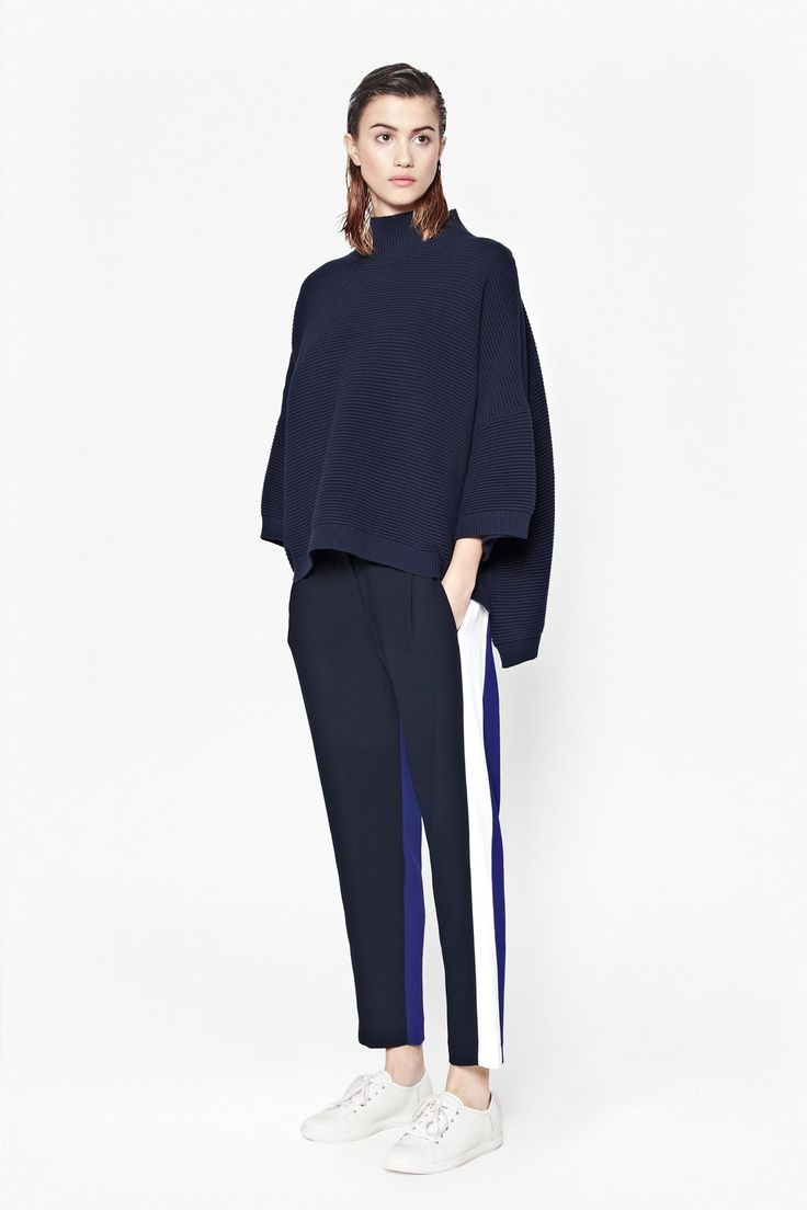 Edward Block Trousers - Trousers & Leggings - French Connection