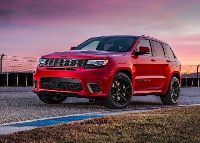 AutoNewCarsBlog: 2018 Jeep Grand Cherokee Trackhawk